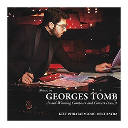 CD Georges Tomb: Kiev Philharmonic Orchestra