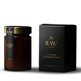 Asal Kina (Eucalyptus Honey), RAW