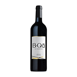 Wine:  b-Qa de Marsyas, Red 2017