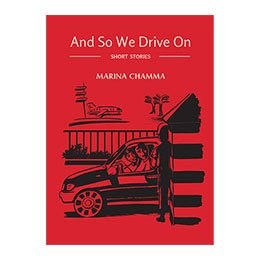 Book: And So We Drive On ... by Marina Chamma