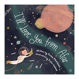 Book: I ll Love You from Afar (for Children)