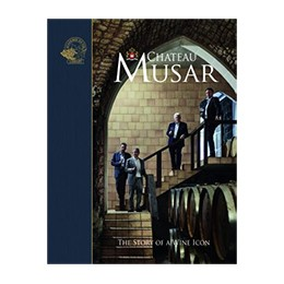 Book: Chateau Musar The Story of a Wine Icon