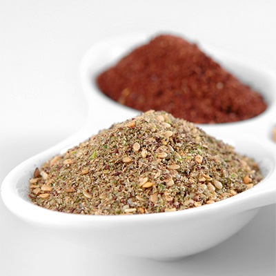 Zaatar Baladi (Dried Thyme with Sesame)