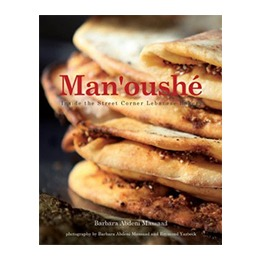 Book: Manoushe: Inside the ... by Barbara Massaad