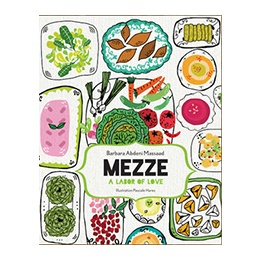 Book: Mezze A Labor of Love