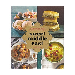Book: Sweet Middle East, by Anissa Helou