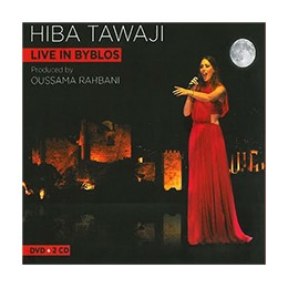 CD & DVD Hiba Tawaji: Live in Byblos
