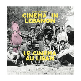 Book: Cinema in Lebanon, Liban, by Raphael Millet