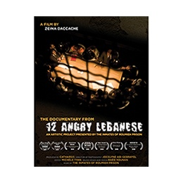DVD Movie: 12 Angry Lebanese The Documentary, by Zeina Daccache