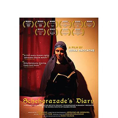 Dvd Movie Scheherazade S Diary By Zeina Daccache At Buylebanese Com