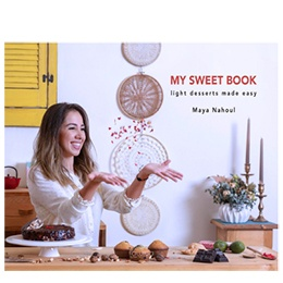 Book: My Sweet Book, by Maya Nahoul