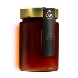 Asal Sindyen (Oak Honey), RAW